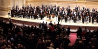 Boston Symphony at the Carnegie Hall