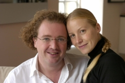 Stéphane and Åsa, 2005