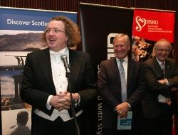An ambassador for Scotland