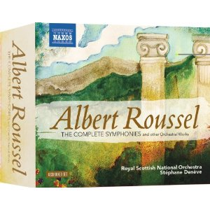 ROUSSEL: The Complete Symphonies and other Orchestral Works (Box Set)