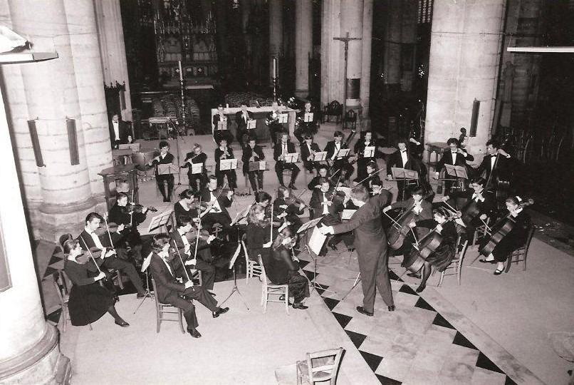Conducting, age 17