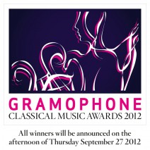 Denve nominated for Gramophone Artist of the Year