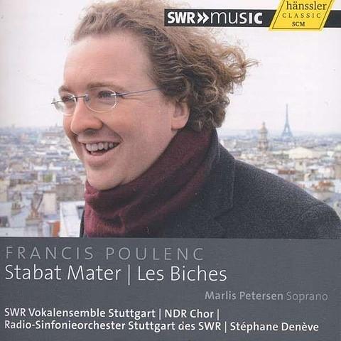 POULENC Stabat Mater / Les Biches