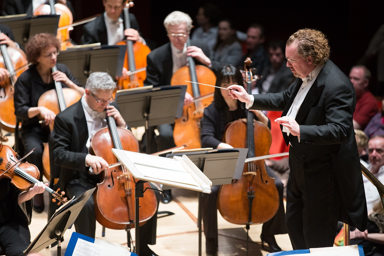 The Philadelphia Orchestra, 16 April 2015 - Photo credit: Jessica Griffin