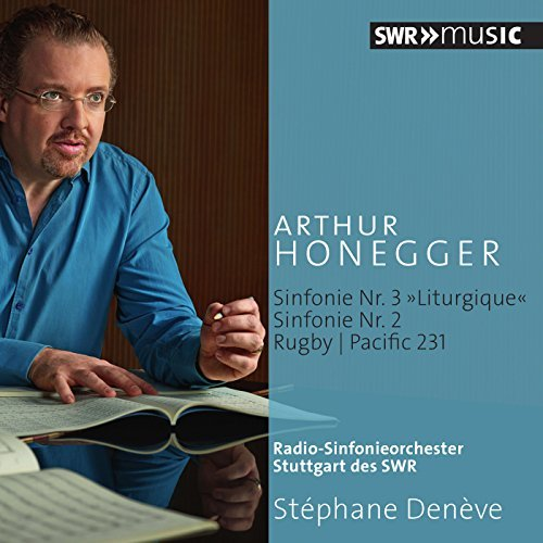 Honegger: Symphonies & Symphonic Movements