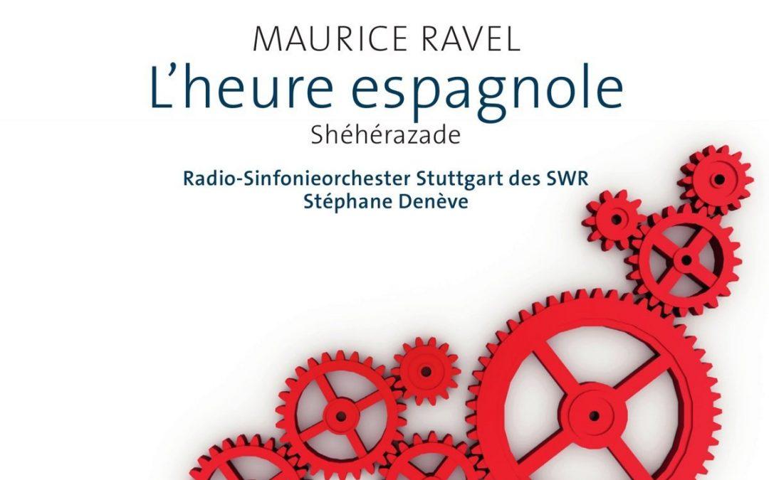 Ravel: Orchestral Works Vol. 4