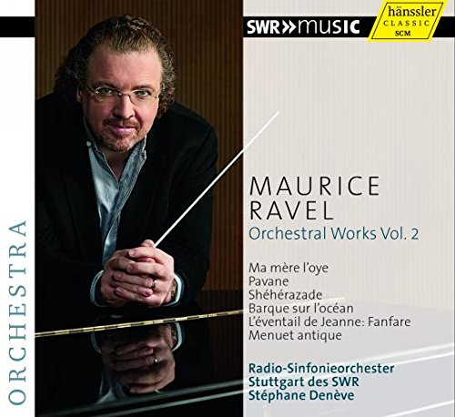 Ravel: Orchestral Works Vol. 2